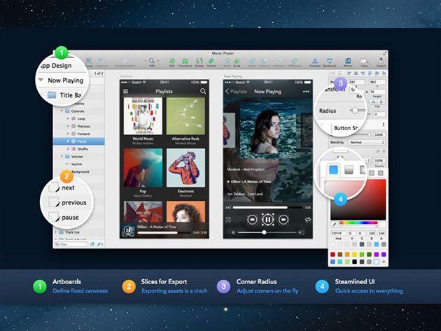 CoM_Complete iOS Design Course with Sketch