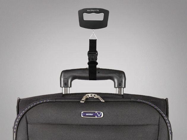 CoM_Travelers Digital Luggage Scale