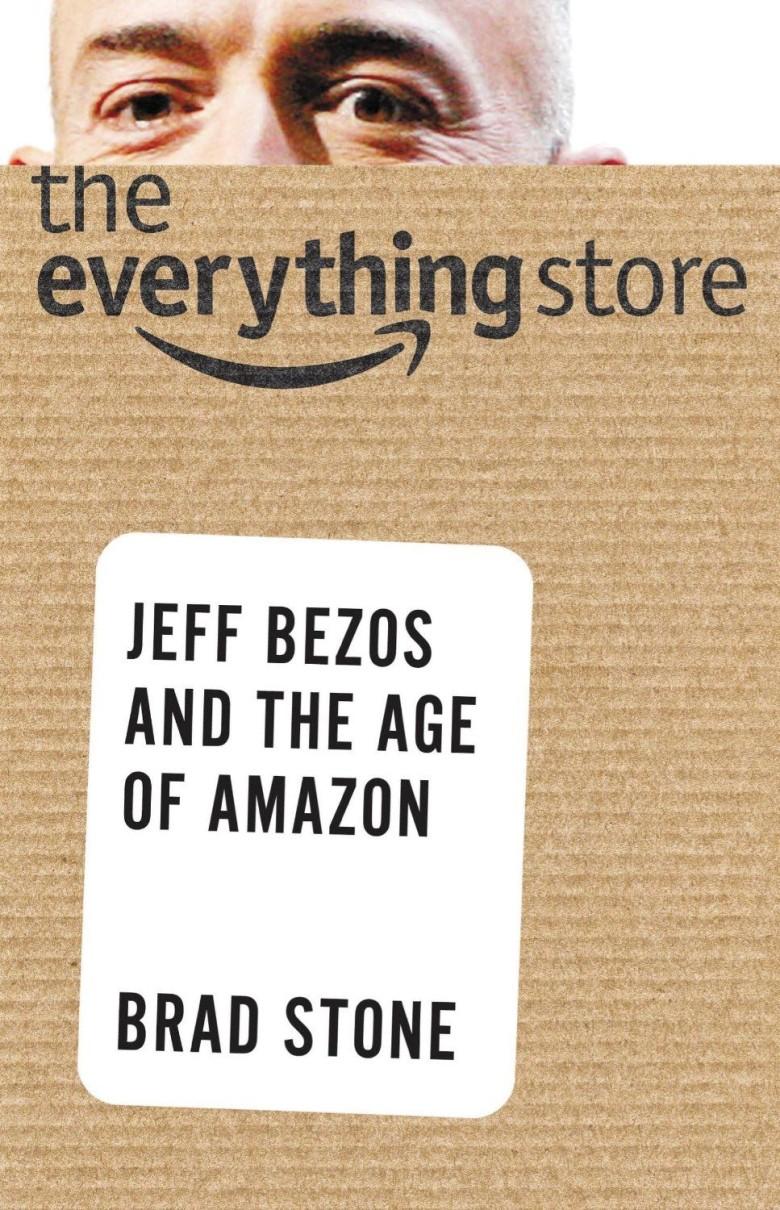 <em>The Everything Store</em>