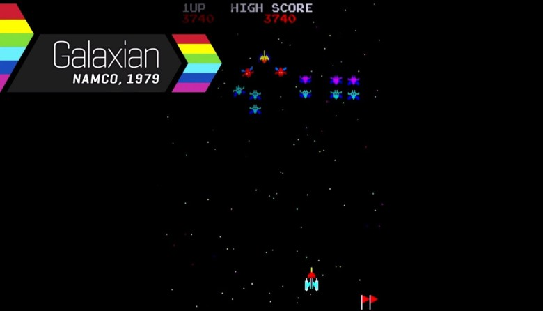 The first successful full-color video game came out in 1979. Photo: Stuart Brown