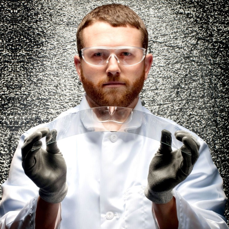 Corning's Gorilla Glass. Photo: Corning