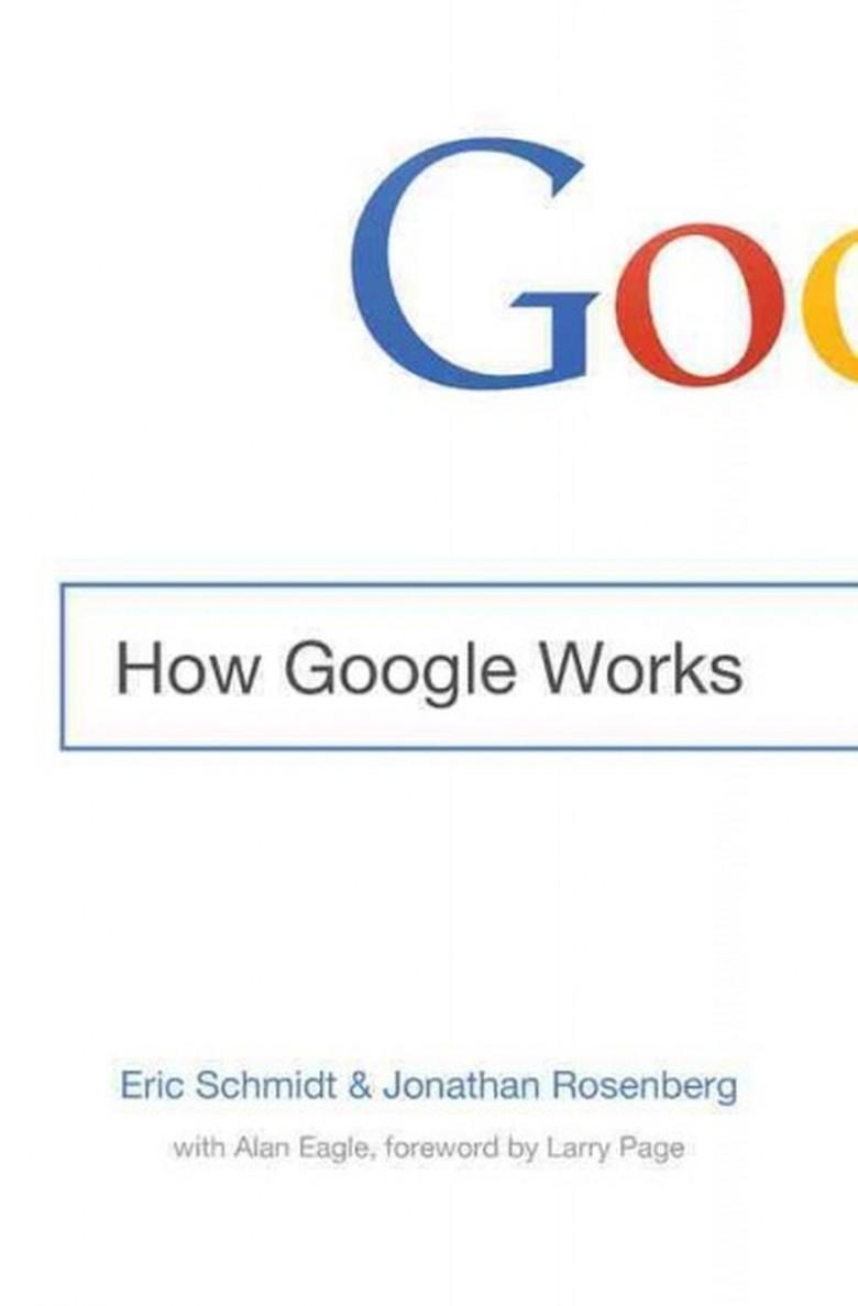 <em>How Google Works</em>