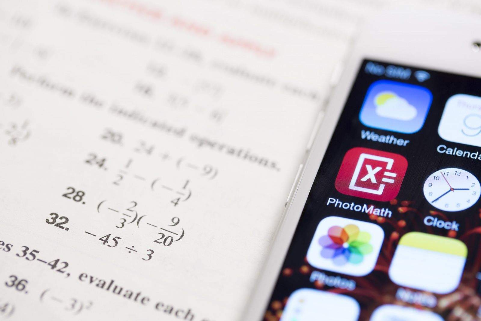 Controversial math apps won't help kids cheat | Cult of Mac