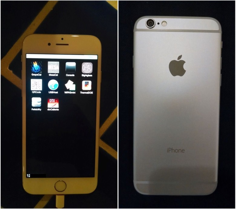 new arrivals 58a0c e159d Unfinished iPhone 6 sells on eBay for $11,000