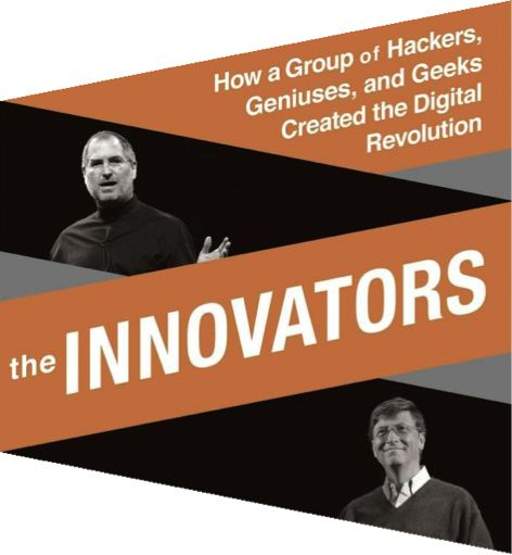 Walter Isaacson's new book might not be quite the monster hit that his 2011 Steve Jobs biography was, but The Innovators is definitely the 2014 tech book you're most likely to spot someone reading on the bus. Having focused on one of tech's most singular visionaries, The Innovators turns its attention to teams of inventors and computer scientists, offering a look at just how far technology have come over the past century.