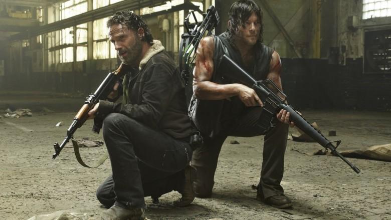 <em>The Walking Dead</em>