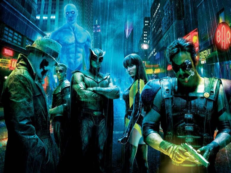 <em>Watchmen</em>