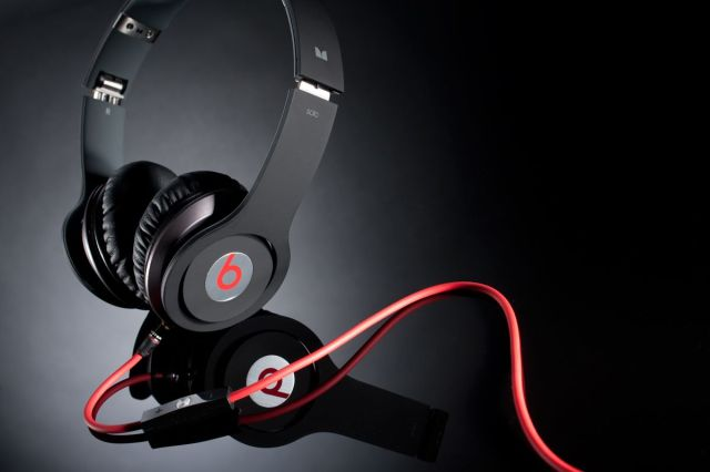 Beats will be serviced by Genius Bars starting on Tuesday. Photo: Beats