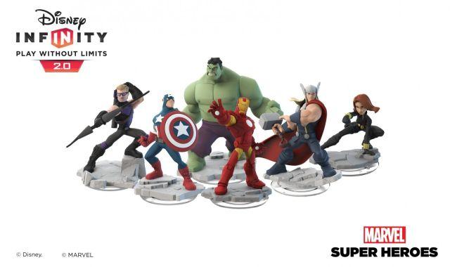 Avengers assemble! Photo: Disney
