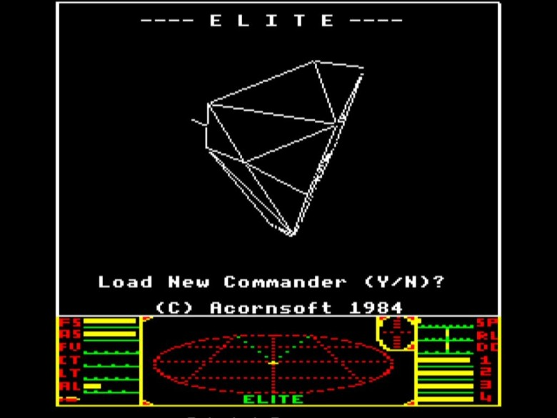 30 Years Ago: <em>Elite</em> (1984)