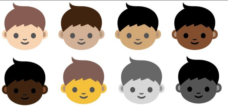 Emoji are about to get more racially diverse. Photo: Buster Hein/Cult of Mac