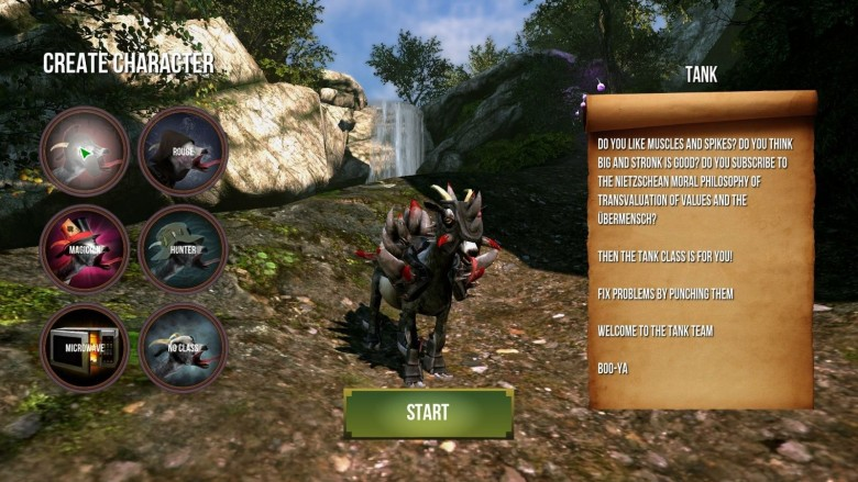 Awwww, yiss! New MMO mode for Goat Simulator is free to current Steam owners. Photo: Goat Simulator