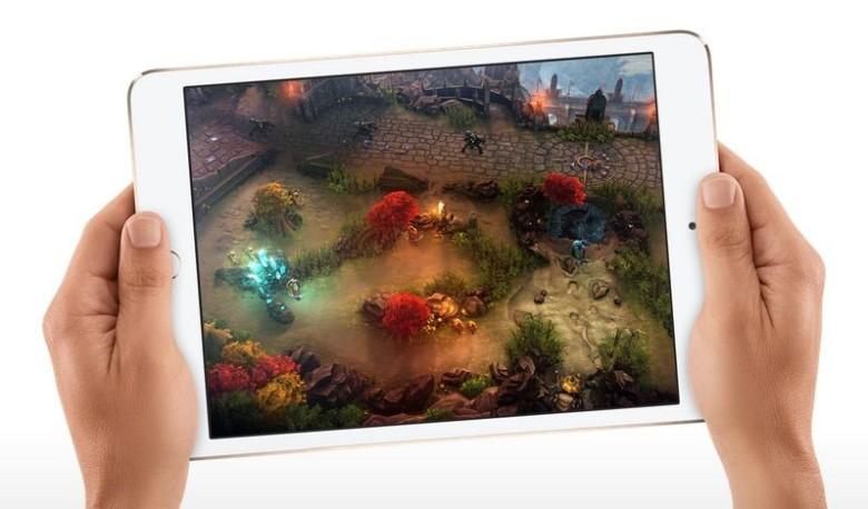 Sayonara iPad mini