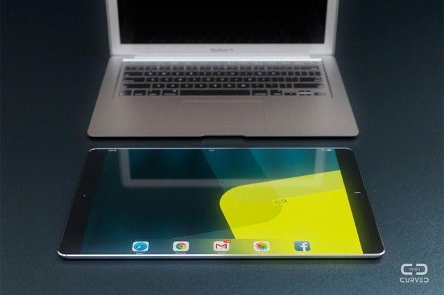 Super-skinny iPad Pro