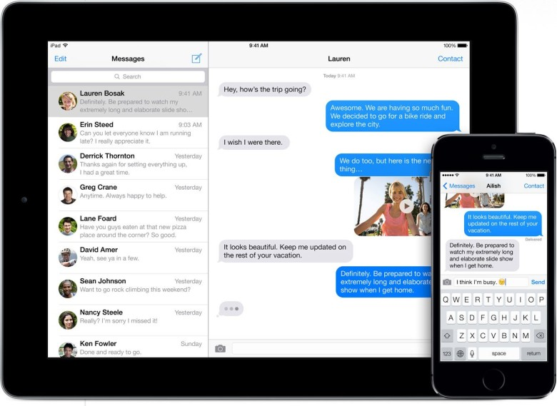 Federal judge shoots down down group iMessage lawsuit.