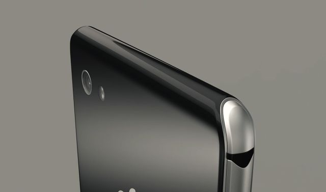 iPhone 8 concept. Photo: Steel Drake