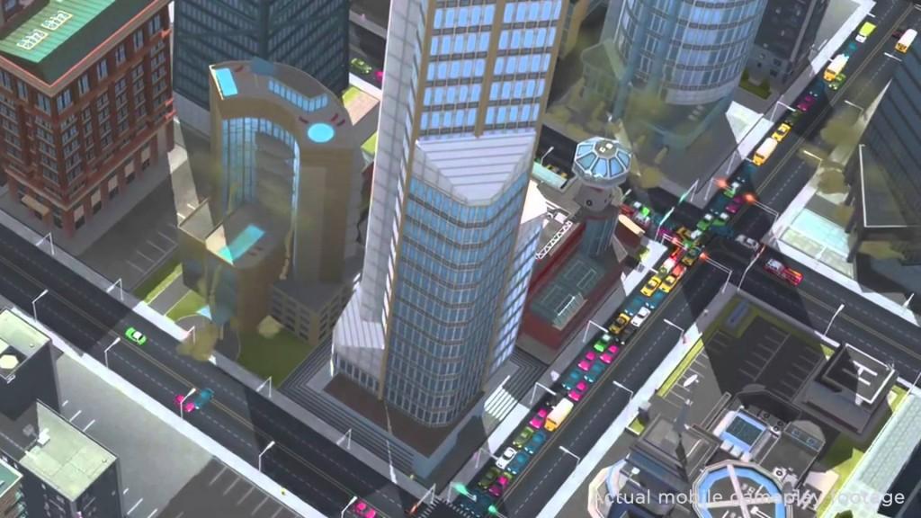 Sim City, iOS, games