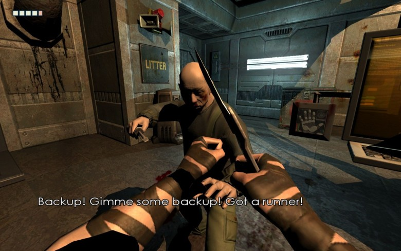 <em>The Chronicles of Riddick: Escape from Butcher Bay</em> (2004 - Xbox, Windows)