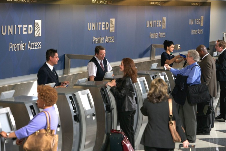 United Airlines is going all-in on the iPad. Photo: United Airlines