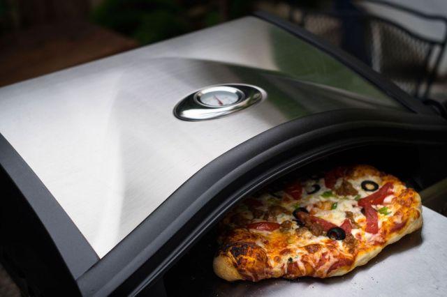 Pizza Oven. Photo: Jim Merithew/Cult of Mac