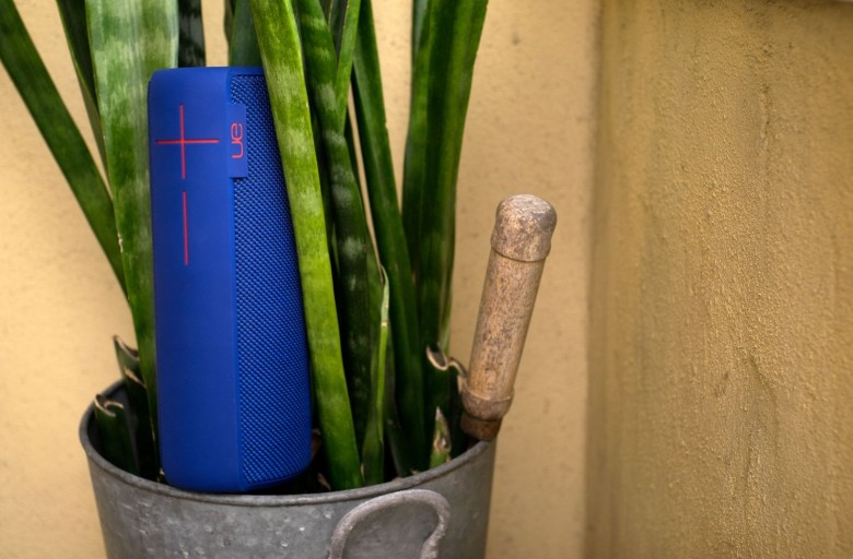 UE Megaboom bluetooth speaker. Photo: Jim Merithew/Cult of Mac