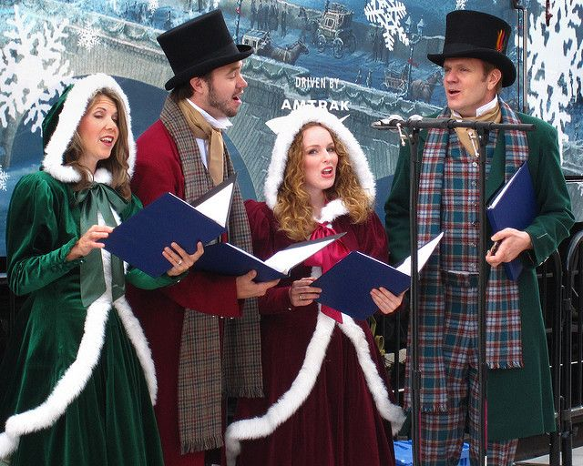 Brush up on your Christmas carols ahead of the holidays, thanks to iTunes Radio. Photo: Mike Renland/Flickr