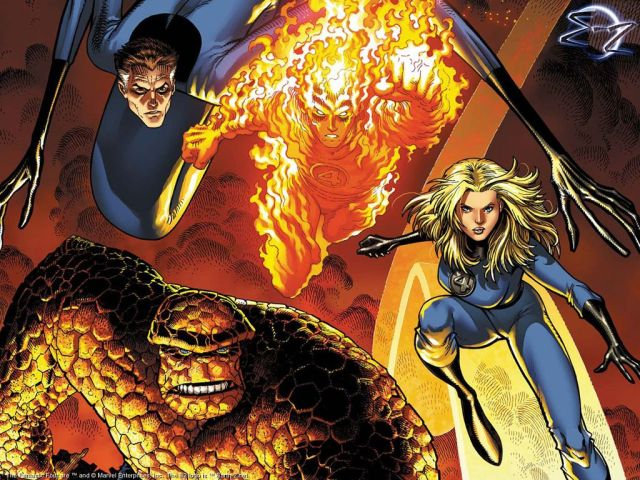 Will the Fantastic Four finally get the movie they deserve? We hope so. Photo: Marvel Comics