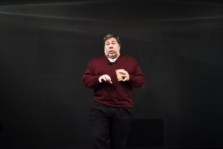 Apple cofounder Steve Wozniak. Photo: Wired/Flickr