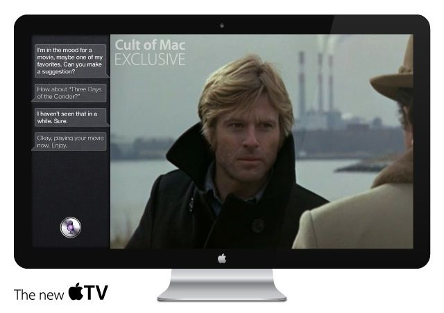 Not giving up on Apple Television