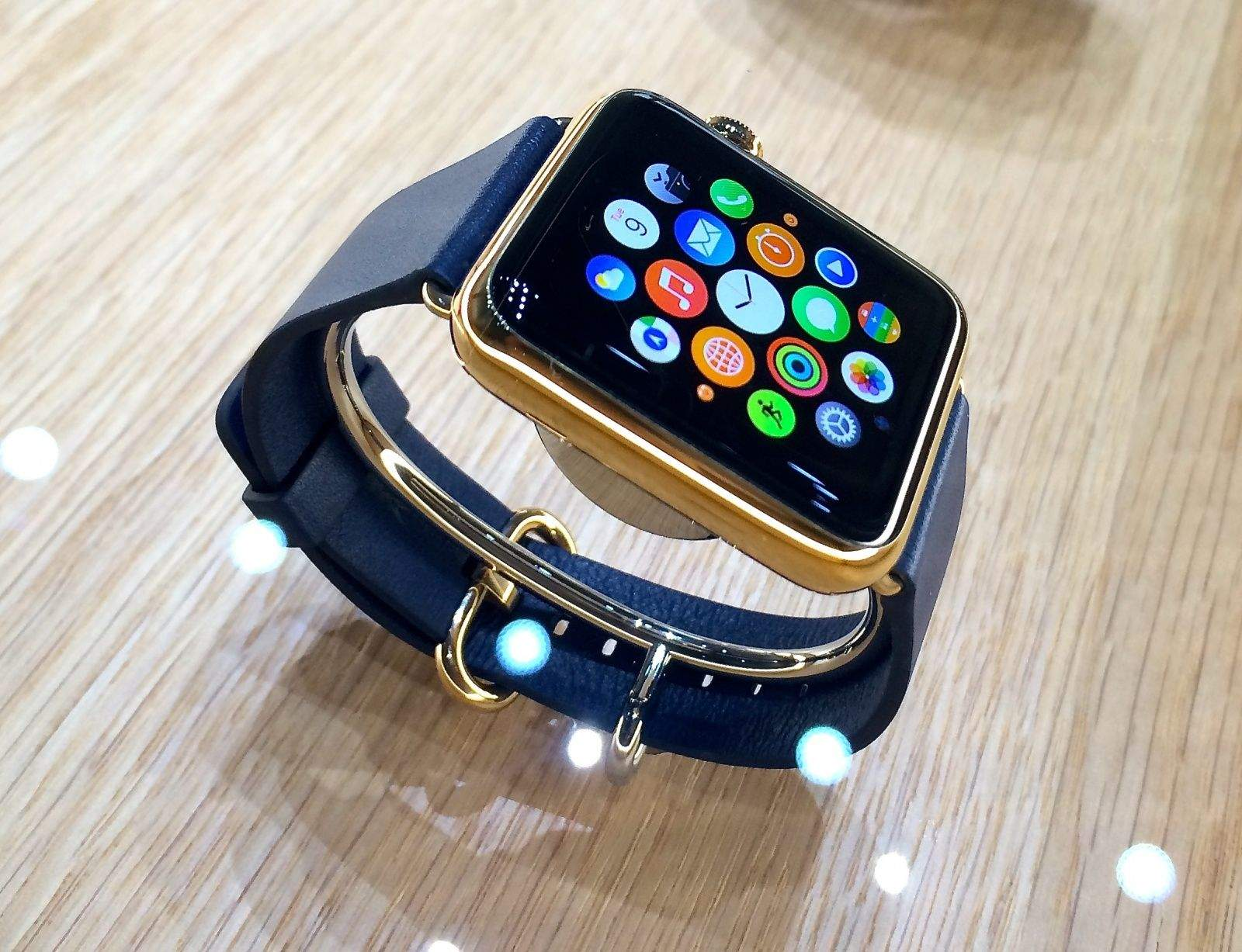 Apple Watch did some monster pre-orders in its first day on sale. Photo: Leander Kahney