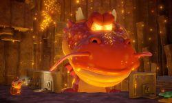 Captain Toad dragon