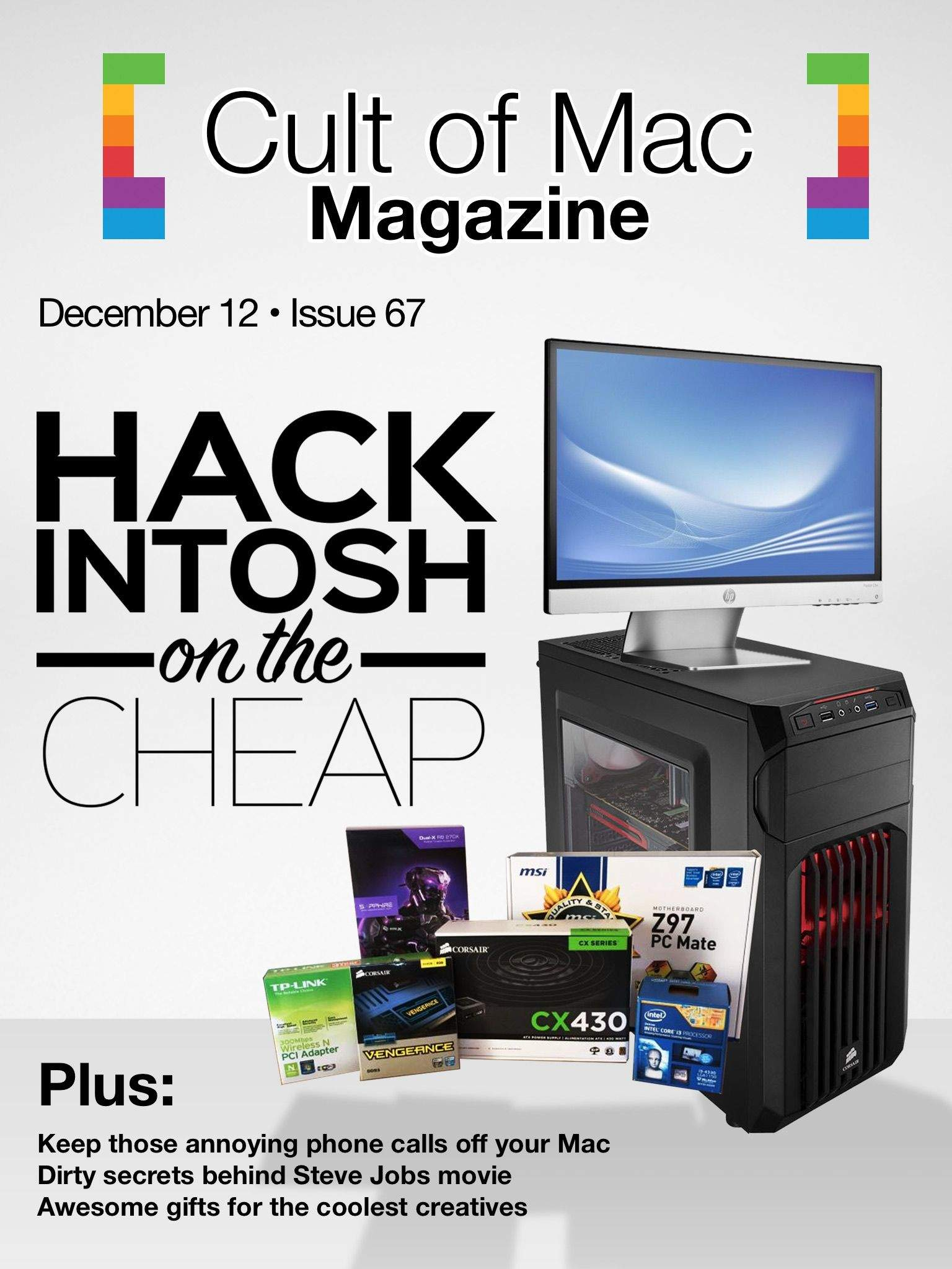 Let's make us a hot gaming rig for super cheap. Cover design: Stephen Smith