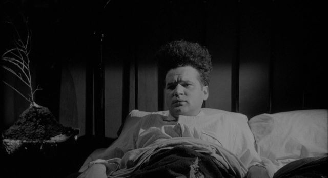 This is probably the least messed-up still of Eraserhead in existence. Photo: Libra Films