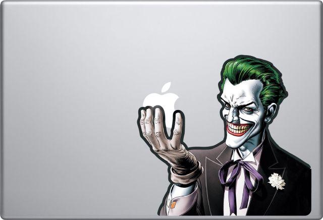 Joker_MacBook_decal