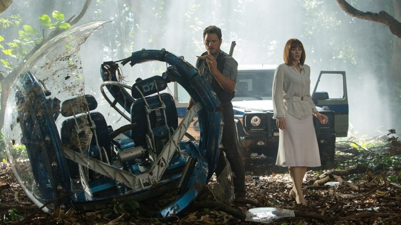 Oh, this is the Jurassic movie where things don't go as planned. Photo: Universal