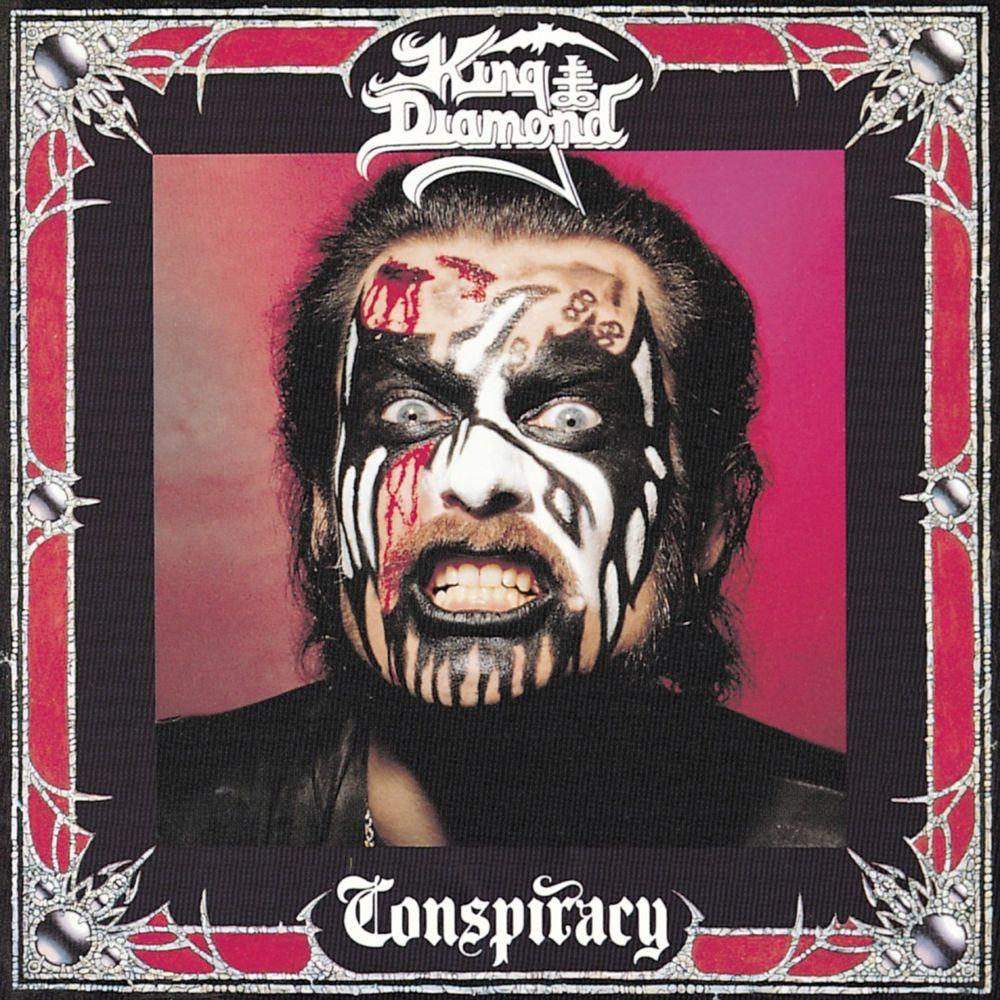 Nothing says holiday music like...wait, what? Photo: King Diamond