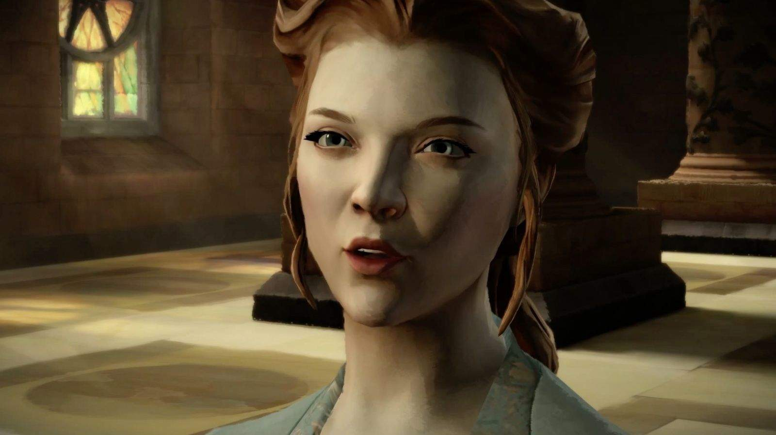 Pretty good likeness, don't you think? Photo: Telltale Games