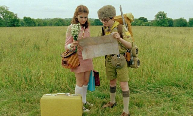 The kids in Moonrise Kingdom have planned their escape very carefully. Photo: American Empirical Pictures