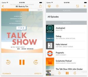 Listening to podcasts just got even better. Screengrab: Overcast Radio, LLC