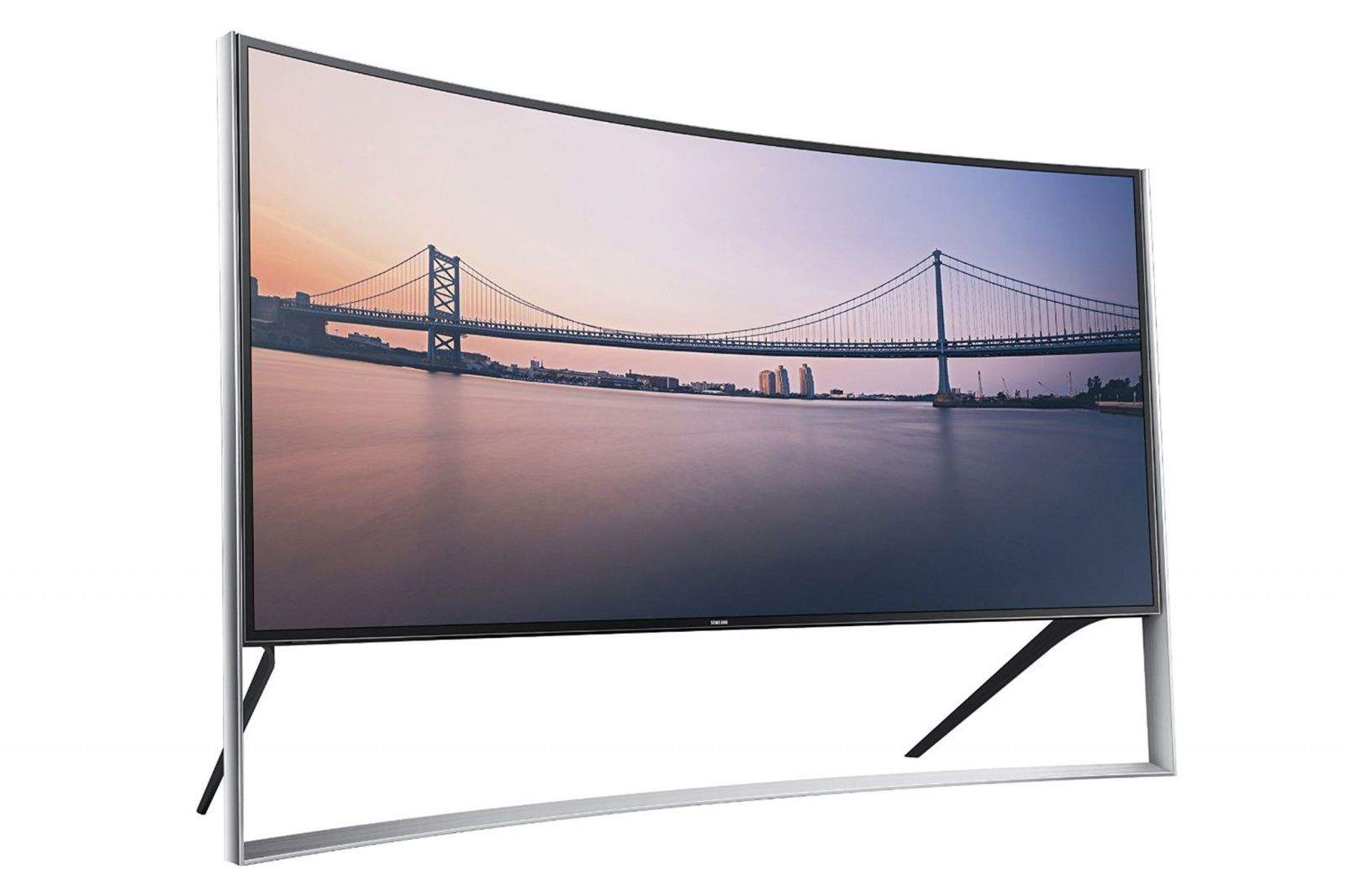 Screen grab of Samsung UN105S9 Curved 105-Inch 4K Ultra HD 120Hz 3D Smart LED TV: Amazon