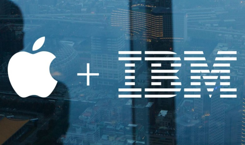 The first wave of apps marking the partnership of Apple and IBM are here. Photo: Apple/IBM