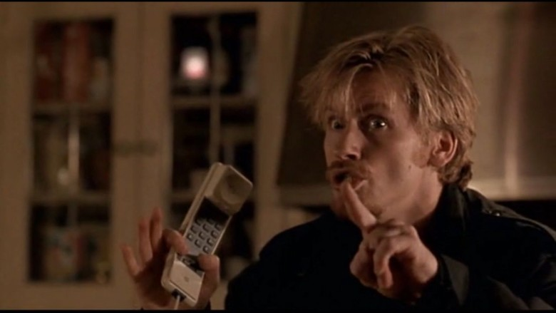 Denis Leary is just not having it in The Ref. Photo: Touchstone Pictures