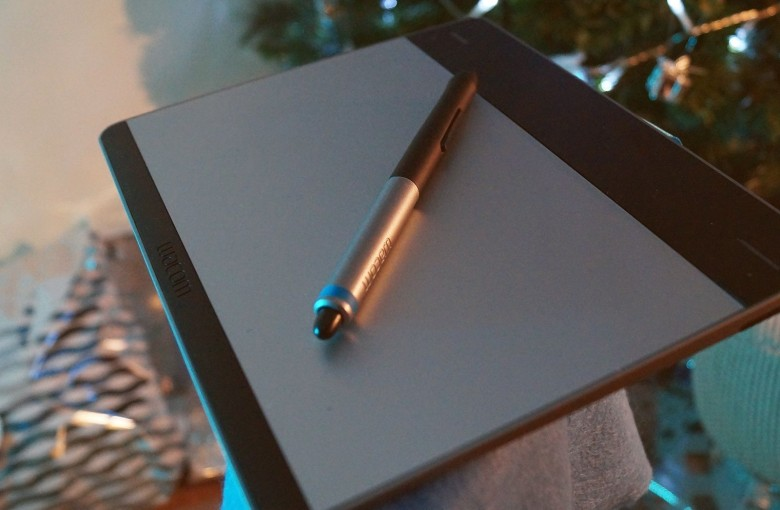 The Wacom Intuos is like a touchpad you can draw on. Photo: Ste Smith/Cult of Mac