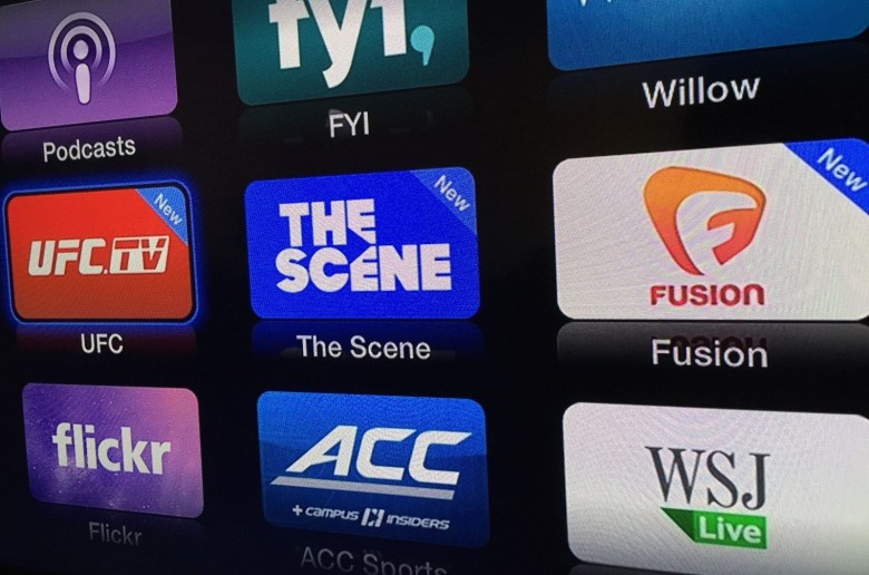 The new YouTube experience on Apple TV has ads. Blech.  Photo: Buster Hein/Cult of Mac