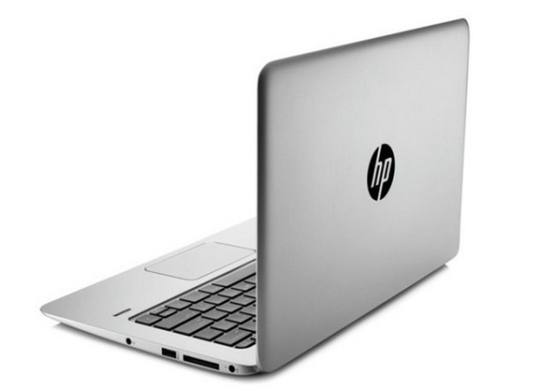 HP's new ultra-light laptop definitely isn't a MacBook. Photo: HP