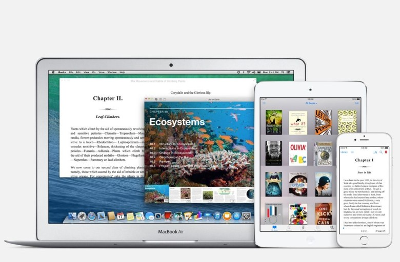 Apple's eBook appeal is just getting started. Photo: Apple