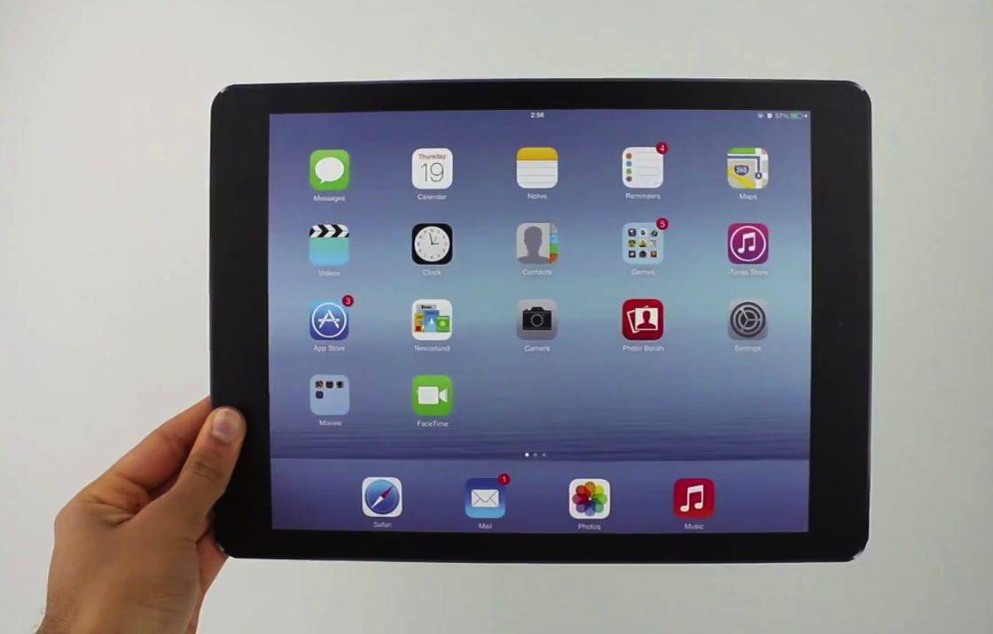 iPad Pro could prove that size mattesr. Photo: Canoopsy