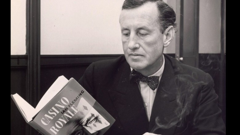 Use the Ian Fleming source material