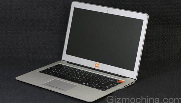 Xiaomi plans to ripoff the MacBook Air next.