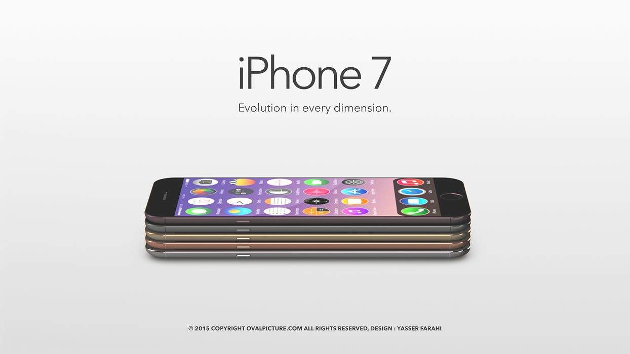7th heaven  iphone 7 concept is everything you u0026 39 re wishing for